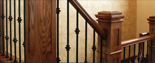 Square Metal Balusters (Discount Metal Balusters)