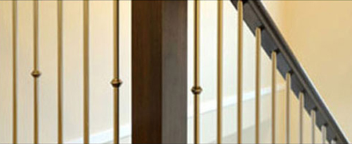 Round Metal Balusters (Discount Metal Balusters)