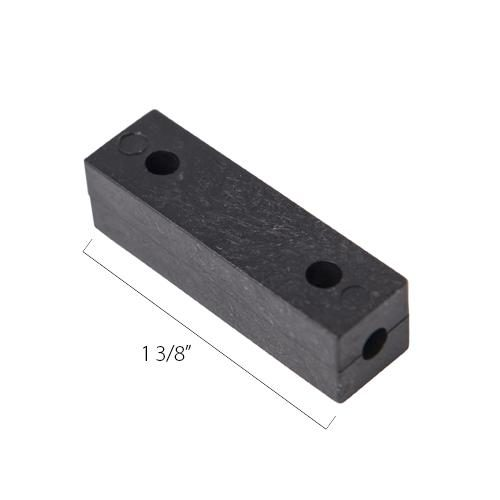 Spindle Connector - 1-1/2 in. x 1/2 in. Rectangular