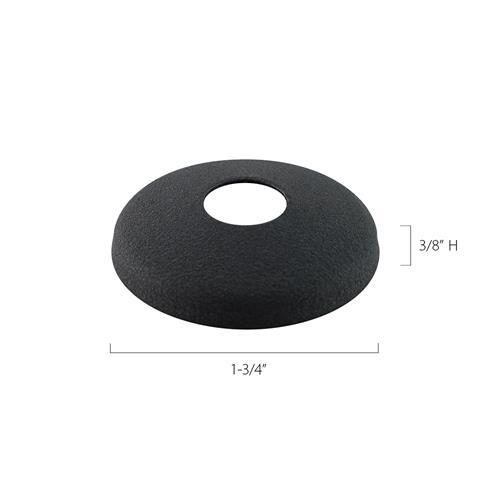 Steel Base Collars - 9/16 in. Round