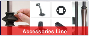 accessories-line (Discount Metal Balusters)