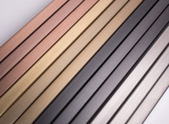 Colored Stainless Steel (Discount Metal Balusters)