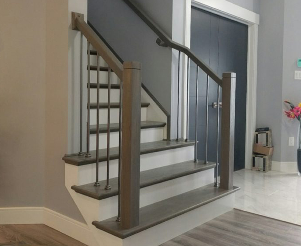 Install Spindles (Discount Metal Balusters)