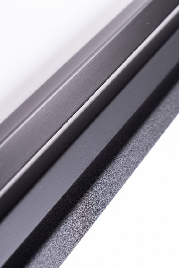 graphite black - satin black - wrinkled black (Discount Metal Balusters)
