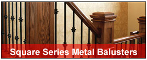 square-metal-balusters (Discount Metal Balusters)